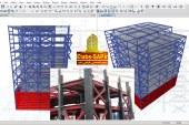 نکات مهم در طراحی سازه های فولادی مهاربندی همگرا و واگرا