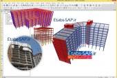طراحی ساختمان با ضریب نامعینی متفاوت در هر جهت در Etabs