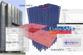 معرفی برنامه Etabs
