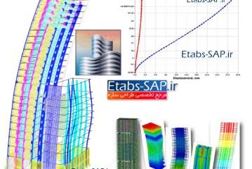 دوره تناوب سازه های ترکیبی در ارتفاع