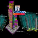 بررسی محل راز پایه در ساختمان های مختلف