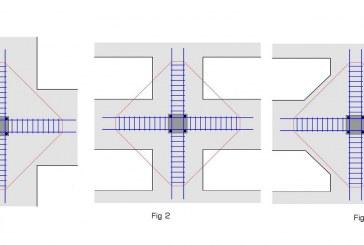 اکسل محاسبه برش پانچ (منگنه ای ) در پی و فونداسیون