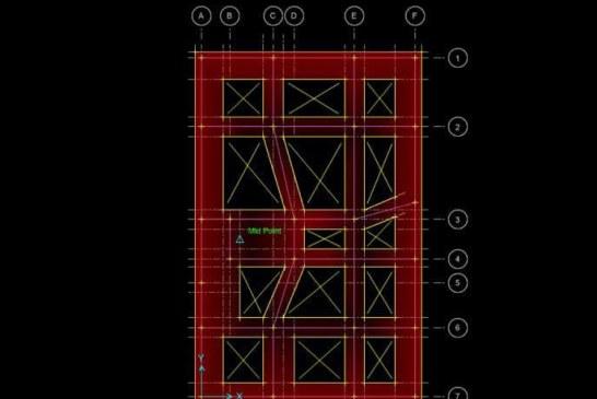 نکات کلی مدل سازی دال و فونداسیون در نرم افزار SAFE