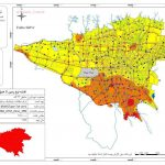 تیپ خاک مناطق مختلف تهران